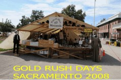 Pair-O-Dice Mercantile Tent Drygoods Store, Old Sacramento Gold Rush Days 2008