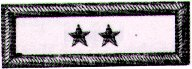 CSN Commander's Shoulder Boards