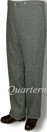 CSMC Winter Trousers, Medium Gray (Confederate Marine Corps)