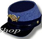 CSMC Enlisted Kepi (Confederate Marines), American Civil War