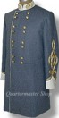 General JEB Stuart's 1862 - 1863 uniform frockcoat