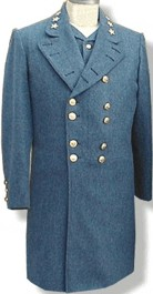 General Robert E. Lee Back Porch uniform coat