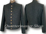 CSMC Enlisted Shelljacket (Confederate Marines) Cadet Gray, American Civil War