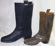American Civil War / Civil War military boots