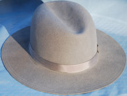 U.S. Officers Slouch Hat, American Civil War Men's Hat