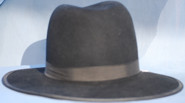 U.S. Officers Slouch Hat untrimmed, American Civil War Men's Hat