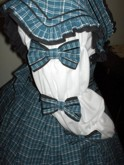 School Girls Dress, The Randy. Victorian & Civil War dresses