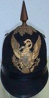 M1881 Dress Helmet for Infantry, Enlisted