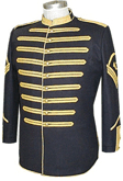 M1872 Enlisted Mounted Dress Frock Coat Cavalry Chief Trumpeter