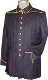 1872 Enlisted Pleated Fatigue Blouse