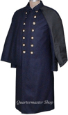 M1872 Officers Surtout (overcoat) - Front