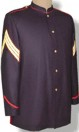 USMC (Marine Corps) Enlisted M1875 Fatigue Blouse, 19th Century (1800s) Clothing