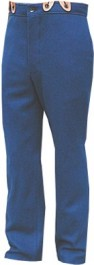 U.S. M1885 foot trousers in medium blue, 19th Century (1800s) Clothing
