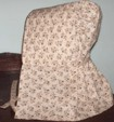 Girl's Homestead matching Bonnet. Victorian & Civil War dresses