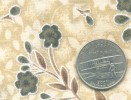 Sample material and pattern. Earthtone Light - Medium.