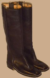 19th Century (1800s) Men's civilian boots. Victorian & Civil War