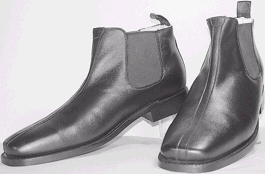19th Century (1800s) / Civil War shoes / Gaiter,  Congress