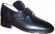 18th Century / Colonial / Revolutionary War /  men's shoes, Franklin