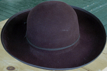 Priest, 19th Century (1800s) Men's Hat