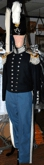 M1833 Officer's Dress Tail (Infantry), except Generals, Mexican War
