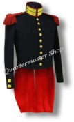 U.S. M1832 Enlisted Dress Tailcoats for Artillery, Mexican War