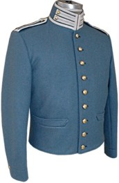 U.S. M1833 Enlisted Shell Jacket for Infantry, Mexican War