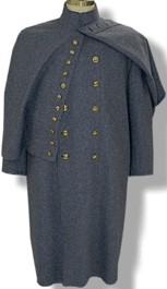 U.S. M1841 Enlisted Greatcoat, Mexican War