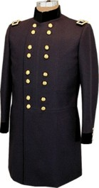 U.S. M1841 Frock Coat for Generals, Mexican War