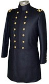 US M1846 Frock Coat for Senior Officers, Mexican War