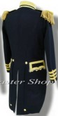 U.S. Naval Officer's Full Dress Tailcoate Coat for Captains: Back