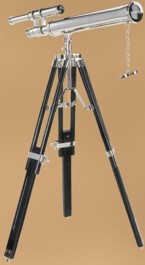Telescope on Floor Stand, 20X Magnification