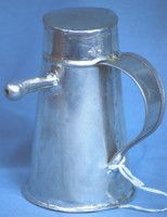 Baby Bottle (1700s, 1800s/18th and 19th Century)