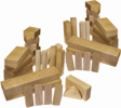 Building Block Set, 62 piece