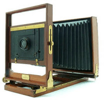 1885 View Camera