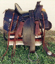 Saddles & Tack for 19th Century (1800s) Military & Civilians