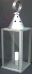 Tinware Candle Lantern, Personal