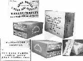 Wooden Boxes & Crates (1800s/19th Century)