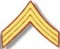 Civil War USMC Sergeant Chevrons