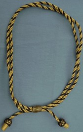 Civil War and Indian Wars Staff and Filed Officers Hat Cord