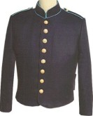 New York State Militia Infantry uniform Shell Jacket, Civil War