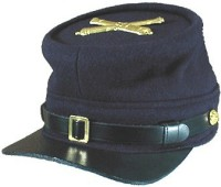 Civil War U.S. Enlisted Kepi
