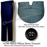 US Naval Officera Trousers
