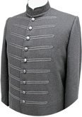 Civil War Chaplains Frockcoat M1864-1880, American Civil War Military Uniforms