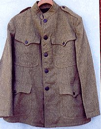 World War One Enlisted Tunic (Coat)