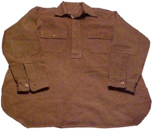 World War One Pullover Shirt